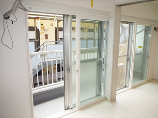 マンションリフォーム 夫婦とお母様で暮らすための住みやすさを追求したマンションリフォーム
