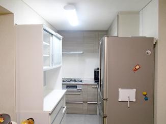 キッチンリフォーム 費用を抑えながらも、想像の上をいくハイグレードキッチンに