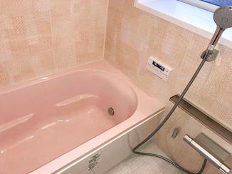バスルームリフォーム 高齢の家族にとって体に負担のないお風呂へ
